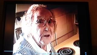 Video of grandma, grandpa, granny