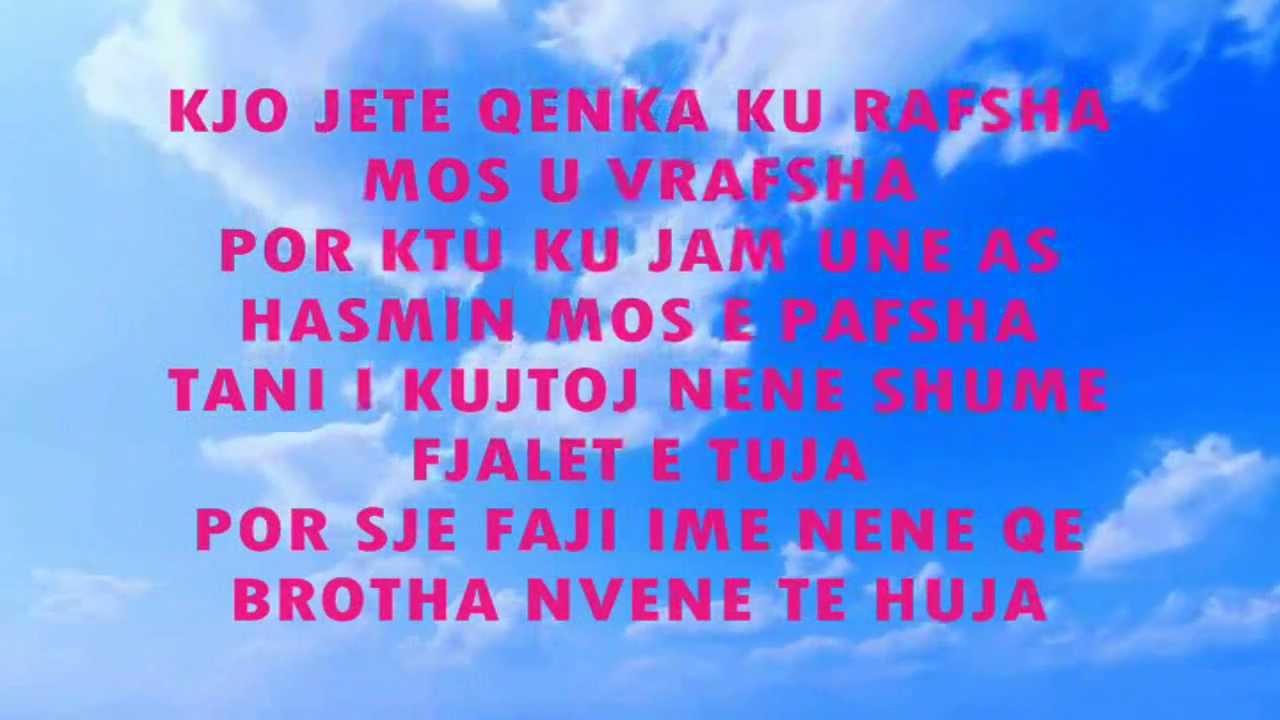 ABM - M'fal Oj Nan ( Official Video Lyrics) 2013