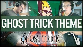 Ghost Trick Main Theme -  Jazz Arrangement || insaneintherainmusic