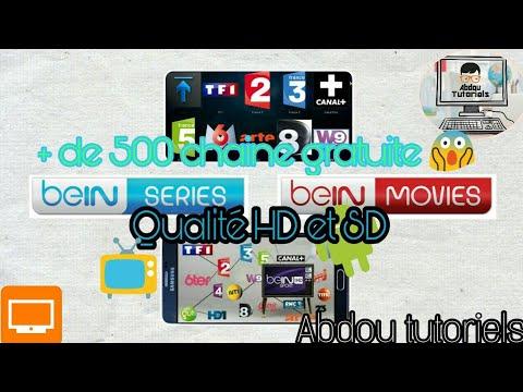 Regarder tous les chaînes Tv sur smartphones 2018