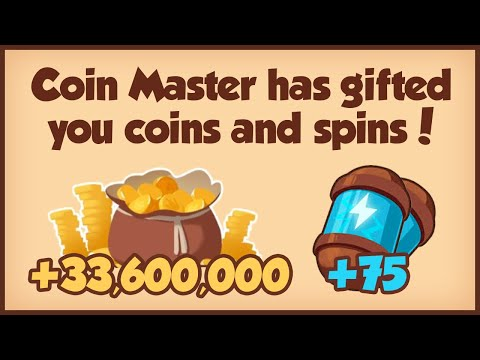 Coin master free spins and coins link 03.11.2020