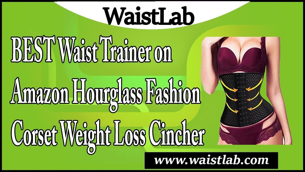 ece0e4fce7c 1 BEST Waist Trainer on Amazon Hourglass Fashion Corset Weight Loss ...
