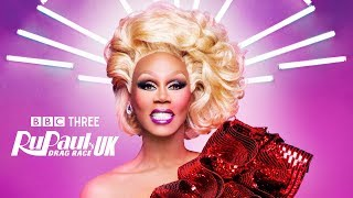 RuPaul's Drag Race UK: BBC Three Official Trailer