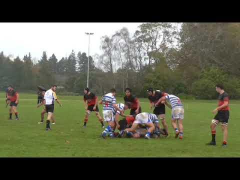 2018 Waikato Club Premier A Week 9: University vs Fraser Tech