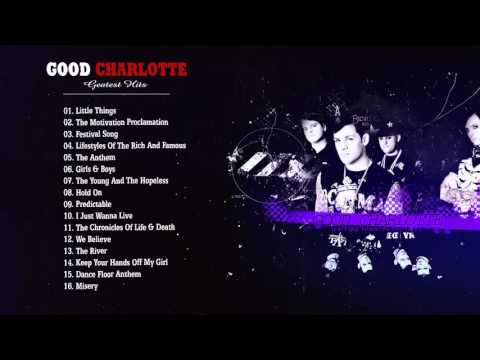 Good Charlotte greatest hits album - The very best of Good Charlotte