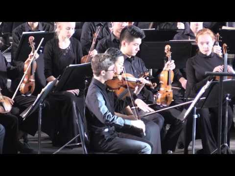 Ottawa Youth Orchestra - Swan Lake No. 4  Scene