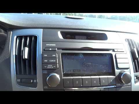 2009 Hyundai Sonata Wilson, New Bern, Goldsboro, Raleigh, Rocky Mount, NC BH19008B