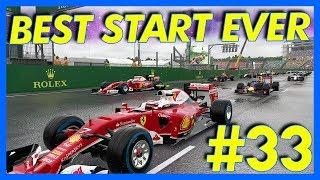 F1 2016 Career Mode : BEST START EVER!!! (Part 33)