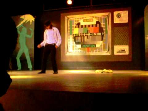 Michael Jackson dance @Hotel richmond ephesus resort Turkey
