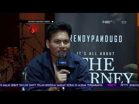 Rendy Pandugo dan Isyana Berkolaborasi