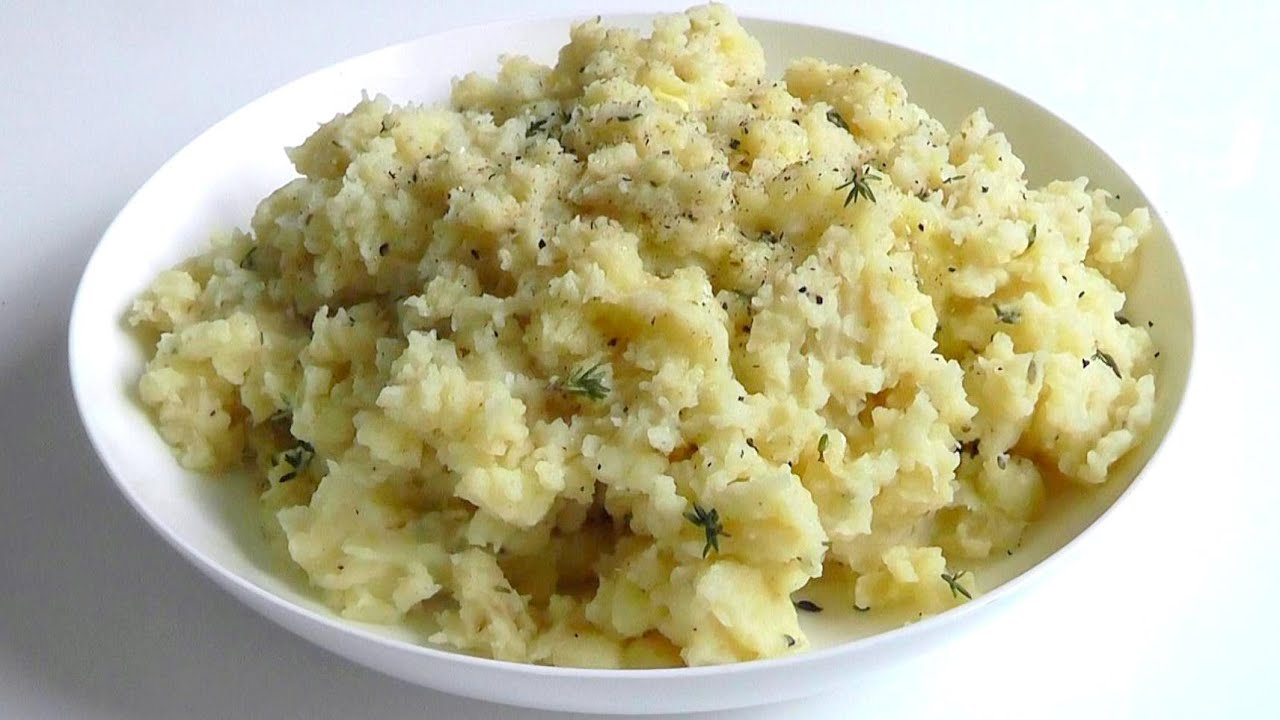 How to cook a mash