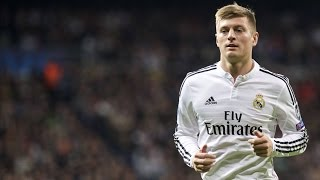 Toni Kroos ►The German Architect | Passes & Skills | HD