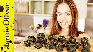 High Energy Protein Balls | Danielle Hayley