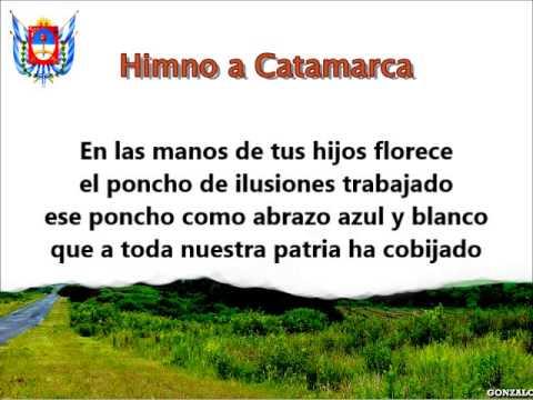 Himno Catamarca