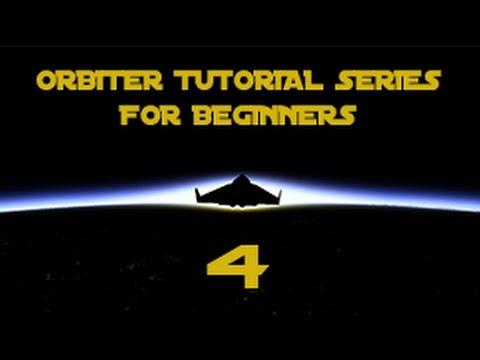 Part 4: Sync Orbit & Rendezvous (ORBITER Tutorial Series for Beginners)