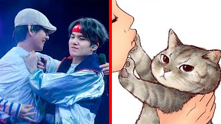 BTS SUGA being himself :)