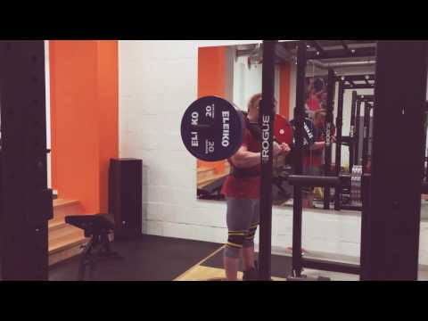 Safety Bar Squats