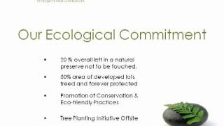 Ecological Sustainable Development in Costa Rica