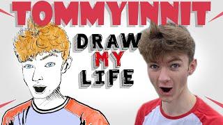TommyInnit : Draw My Life