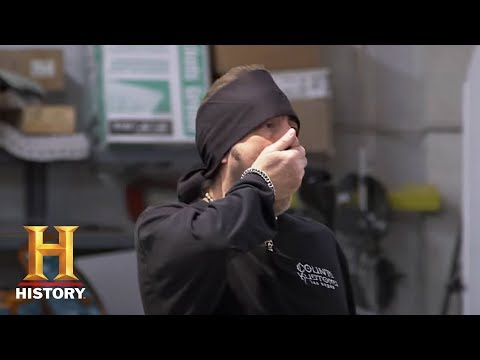 Counting Cars: A Customized...Forklift? (Season 7, Episode 5) | History