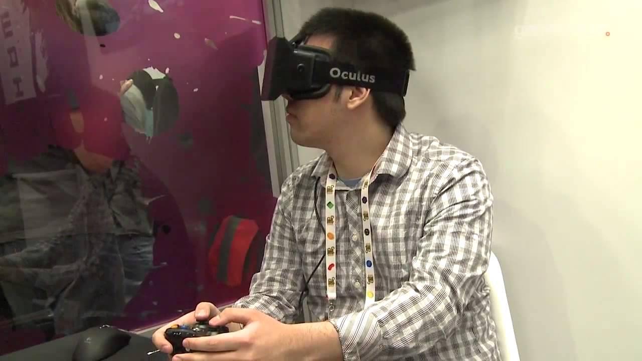 Oculus rift эротика
