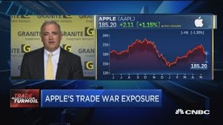 Chinese 'nationalism' hurting iPhone sales in China amid trade war, says Granite's Lesko