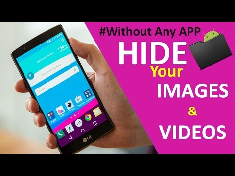 Make secret folder to hide videos in android  | Cyber Tamil