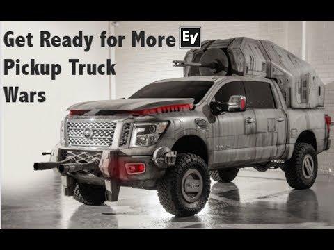Episode 54 - EV Pickup Truck Wars, Escalade EV, Seat Mii EV And Nissan Leaf Service Updates!