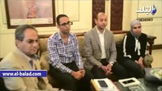 بالفيديو والصور .. وزارة التنمية المحلية تسلم 'المنيا' خطتها الاستراتيجية