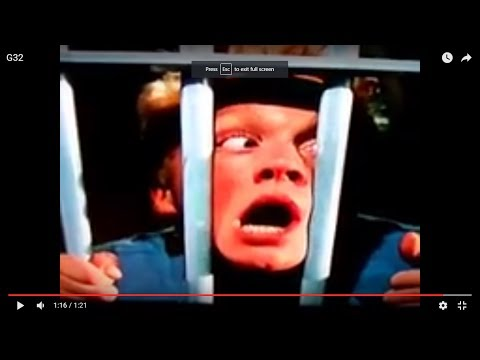 Anthony Michael Hall in Jail (Hail Caesar)