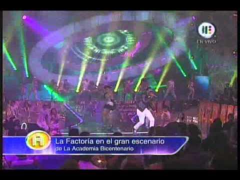 perdoname La Factoria en La Academia Bicentenario Quinto concierto