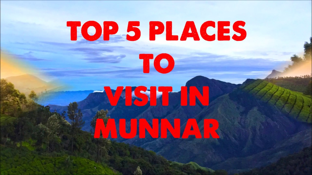 MUNNAR PLACES TO VISIT PDF DOWNLOAD