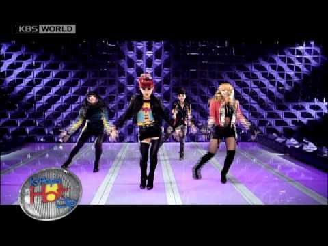 [K-pop Hot Clip] 2NE1 - Can`t Nobody