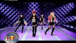 k pop hot clip 2ne1 cant nobody