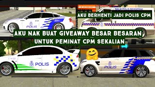 i want to make giveaway for fans on|car parking multiplayer