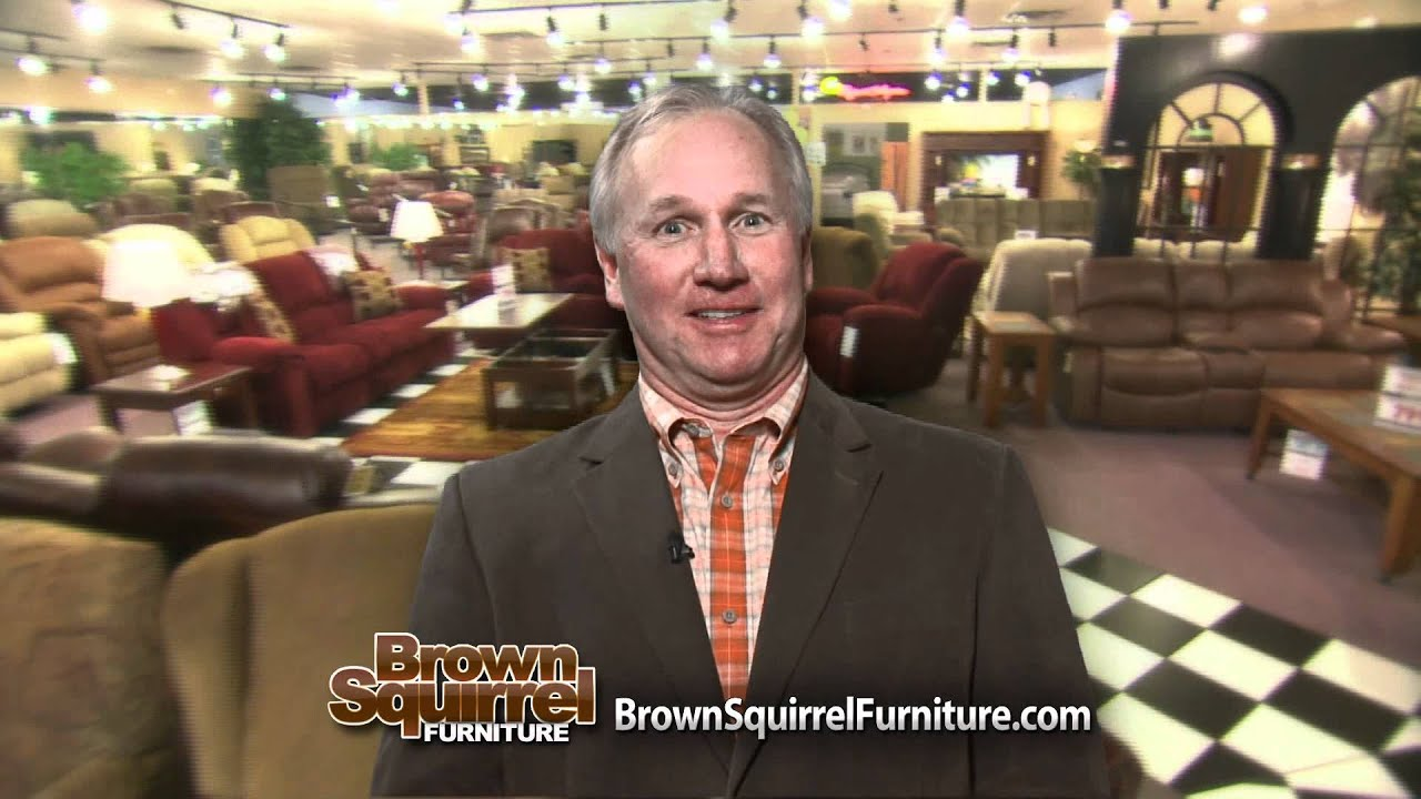 Captivating Brown Squirrel Furniture Halloween 2011 TV Ad