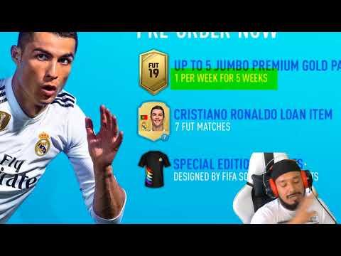 CUAL EDICION DE FIFA 19 COMPRAR ?