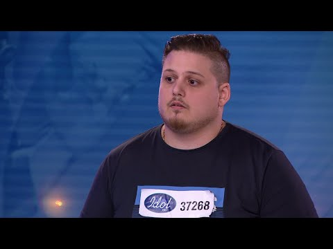Jonny Kwiek - This love av Maroon 5 (hela Idol-audition 2017) - Idol Sverige (TV4)