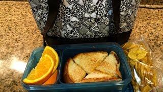 School Lunch Grilled Cheese Sandwich By Sumaiya