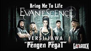 "Gambar cover Bring Me To Life Versi Jawa ""PENGEN PEGAT"" Gafarock"