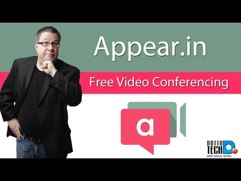 Appear.in -  Free Video Chat & Conference Tool