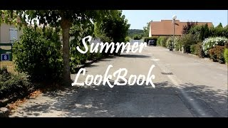 Summer lookbook // [LookBook N°1]
