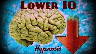 Lower IQ Level Hypnosis Drop Intelligence Binaural Isochronic …
