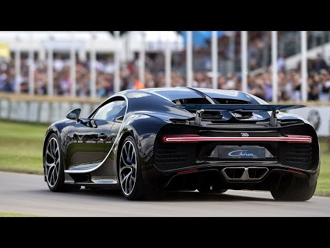 5 Fastest Accelerating Cars 0–100 kmh - 2016