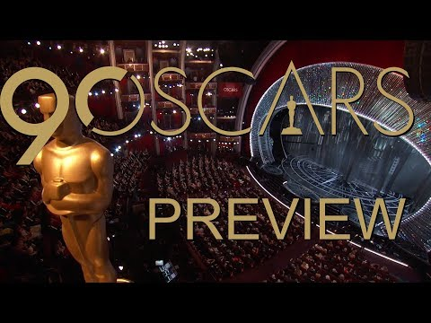 '90th Oscars' Preview