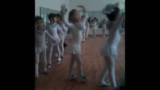 Крутой танец на новый год