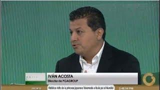 Iván Acosta: El sistema de salud no está permitiendo las coberturas apropiadas (Parte 2 de 2)