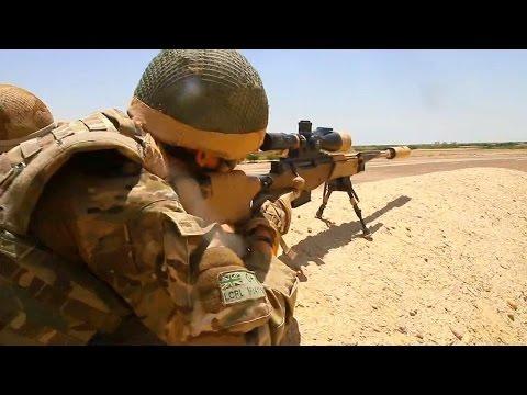 British ( UK's ) Forces In Afghanistan - Patrol & Combat Operations | Afghanistan War