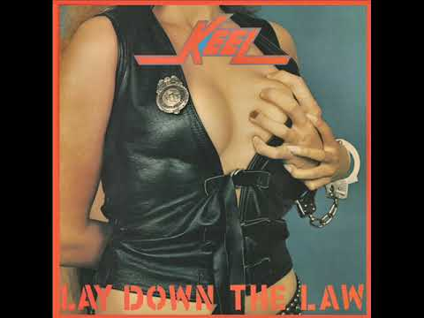 Download Keel- Lay Down The Law (FULL ALBUM) 1984