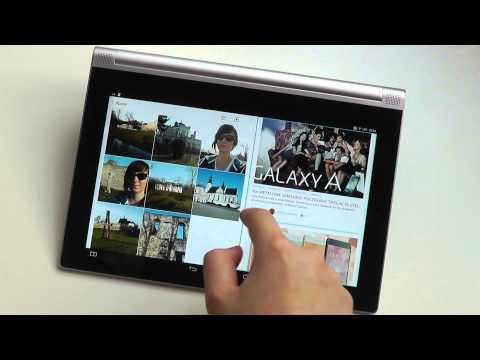 Recenzja Lenovo Yoga Tablet 2 10,1 - test Tabletowo.PL